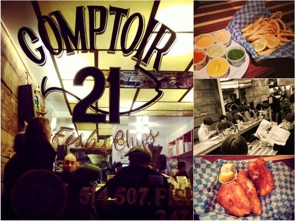 Salivating at Comptoir 21 in the Mile End tour with MTL FOOD TOURS during TASTE MTL 2013, on eatlivetravelwrite.com