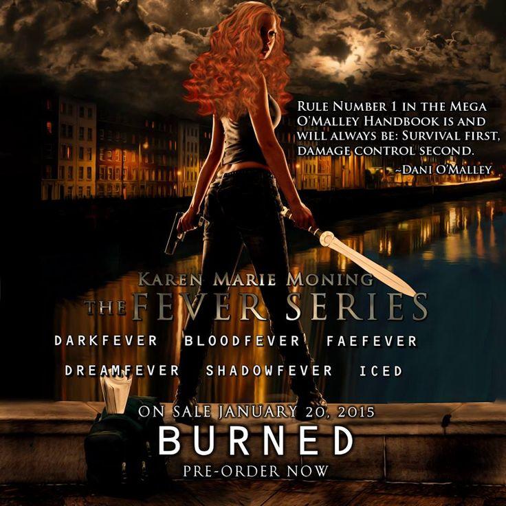 271 best my books images on pinterest fever series karen marie burned karen marie moning fandeluxe Gallery