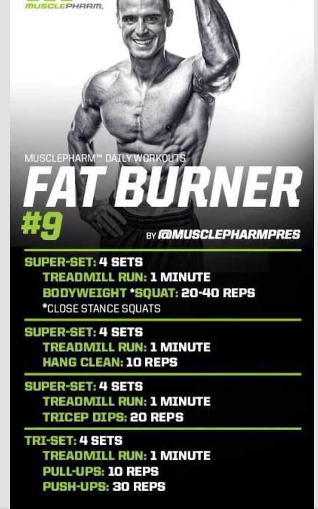 Best workouts to lose weight and tone muscle picture 4