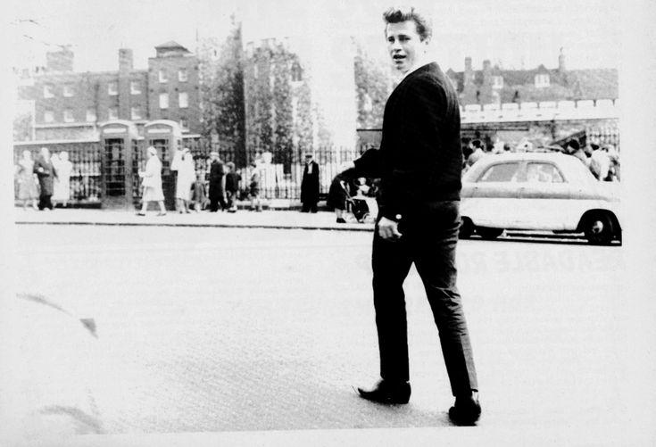 Johnny Burnette London 1961  (LARGE PIC)