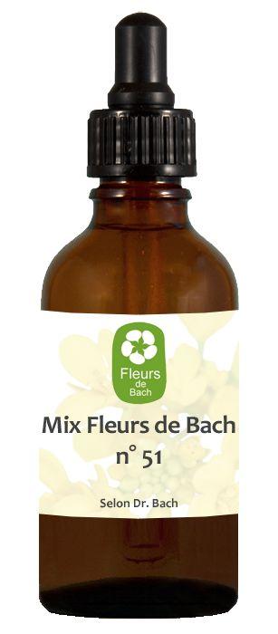 Fleurs de Bach n° 51 : maigrir