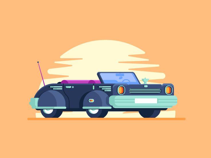 Car Test #1 by Razvan Vezeteu
