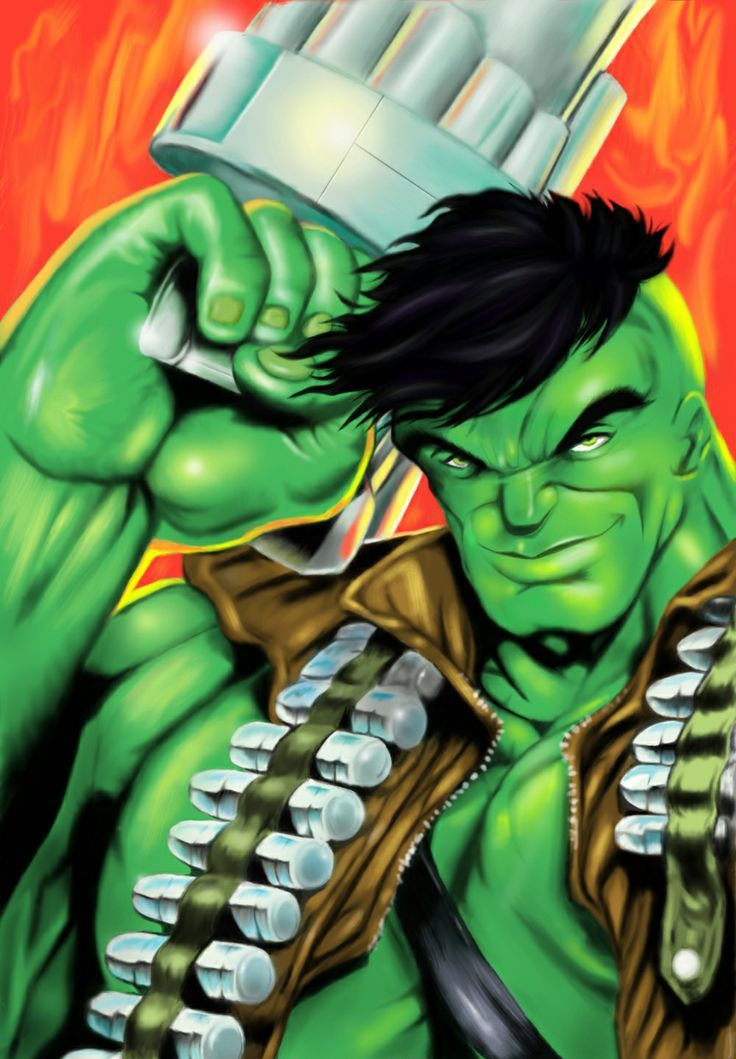 #Hulk #Fan #Art. (The New Hulk from Pepsi Card 1995 Digital Paint Photoshop CS6) By: Francesco Mattina. ÅWESOMENESS!!!™ ÅÅÅ+