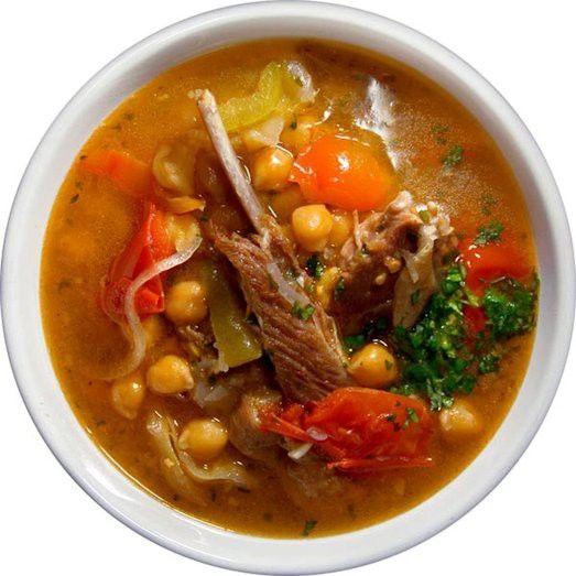 Что такое бозбаш? 3 варианта приготовления кавказского супа