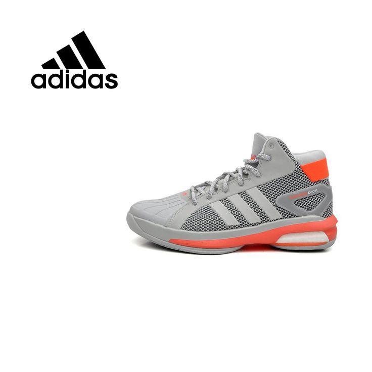 Оригинальные Adidas мужская Баскетбольная обувь кроссовки бесплатная доставка