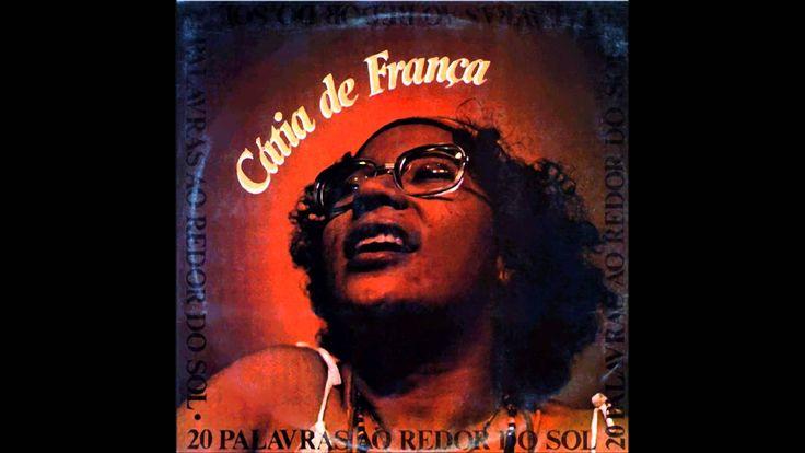 """Primeiro LP solo de Cátia, """"20 Palavras ao Redor do Sol"""", foi lançado em 1979 pela Epic/CBS com músicas compostas sobre poemas de João Cabral de Melo Neto. F..."""