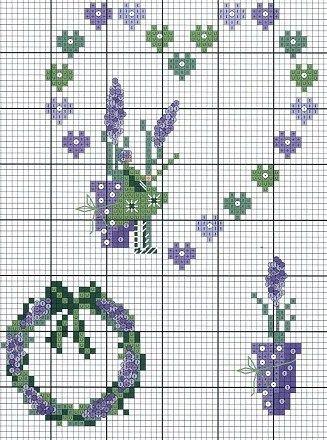 cross- stitch