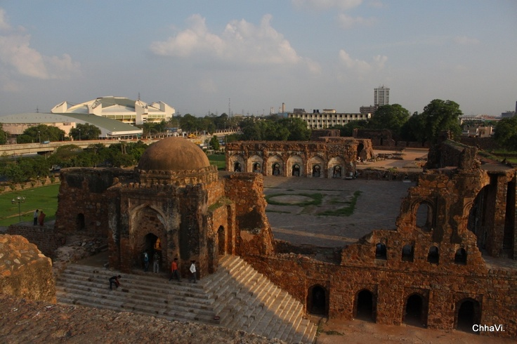 Take a walk around the Firoz Shah Kotla with Delhi Heritage Walks team and hear many stories...about how Firuz Shah built a new capital city for himself, along the banks of the Yamuna and called it Firuzabad.Also hear about how the Djinns are a relatively new occupants of the citadel. An absolutely great read which should be converted by the users into an actual walk!