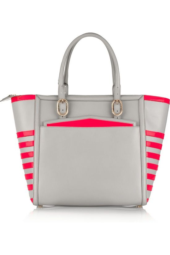 Christian Louboutin?|?Farida leather tote?|