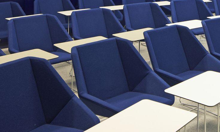 Rosebud chair, designed by Ilkka Suppanen.