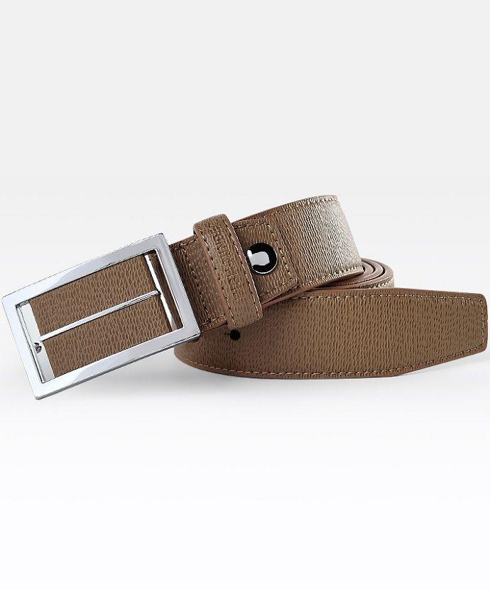 Stocktake Sale!!! Alloy plate buckle belt in Coffee-$12.99