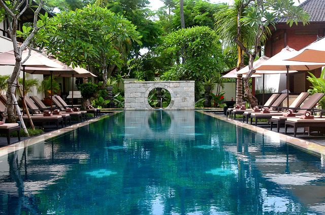 Nusa Dua Beach Hotel, Bali, Indonesia