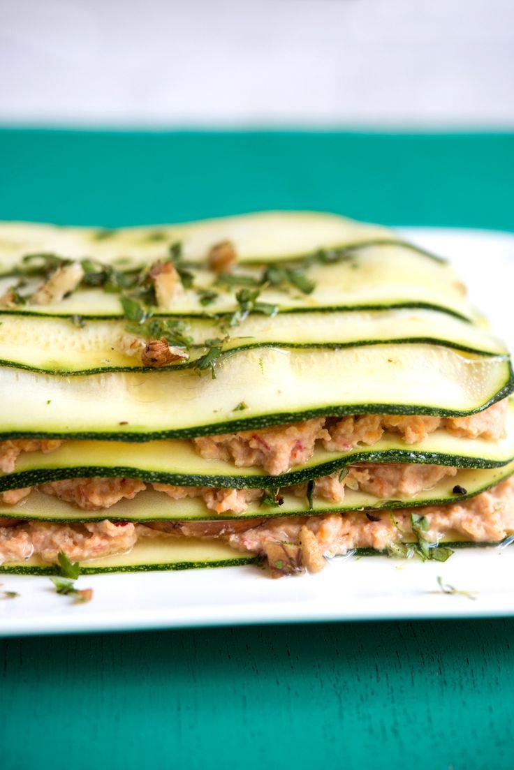 Zucchini, Cashew, Lasagne, vegan, pflanzenbasiert, gesund, Nährwerte, Rezept, kochen, homemade, ganzheitlich, Sommer, leicht
