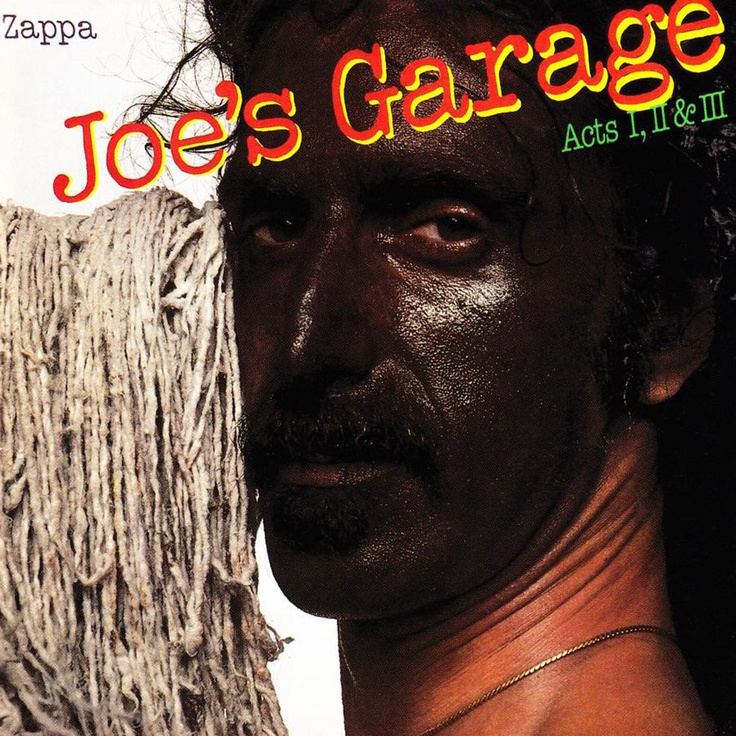 frank zappa album covers - Google Search | Frank Zappa | Pinterest