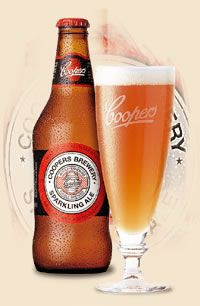 {Favourite Things} Cooper's Sparkling Ale  (Australia), Hubby's favourite #Coopers #beer #favouritethings
