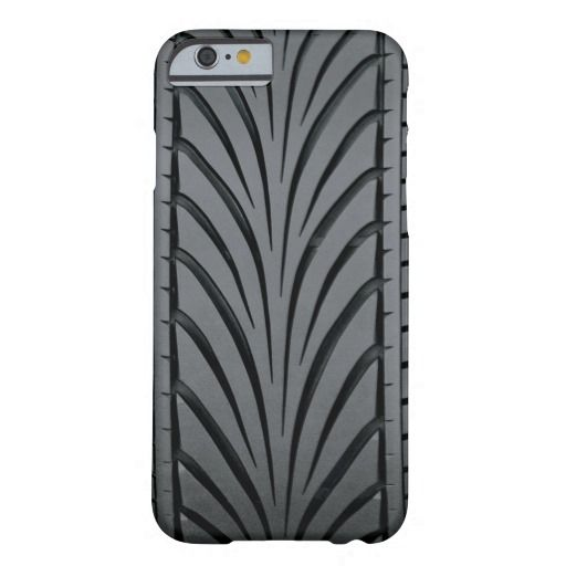 Tire Design Barely There iPhone 6 Case
