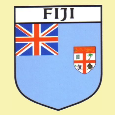 For Everything Genealogy - Fiji Flag Country Flag Fiji Decals Stickers Set of 3, $15.00 (http://www.foreverythinggenealogy.com.au/fiji-flag-country-flag-fiji-decals-stickers-set-of-3/)