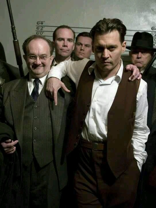 John Dillingerif u haven't watched Public Enemies WTF R U DOING?! GET THE FUCK UP AND WATCH IT NOW!