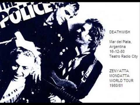 "Andy Summers (Composer),Bond,Deathwish (Canonical Version),#Hard #Rock,#Hardrock,#Hardrock #80er,james,Mar,#Music (TV Genre),radio,#Rock Musik,#Saarland,Stewar...,Sting (Musical Artist),the police,The Police (Musical Group) THE POLICE – Deathwish [Mar del Plata, Argentina 16-12-80 ""Teatro Radio City""]  - http://sound.#saar.city/?p=28121"