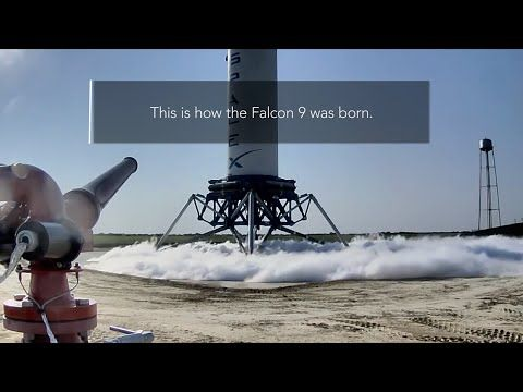 Highlight reel video chronicles development of SpaceX Falcon 9...   www.news965.com