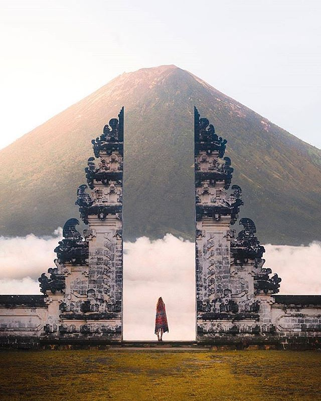 """via. @travel.escape  """"Bali Indonesia.   Escape by @jordhammond Want to be featured? Dm us. Become an Escape Ambassador link in bio!  Chosen by @lucasjcbs Grow & empower your page in no time link in bio.   Tags #lovetraveling #awesomeearth #instatraveling #traveltheworld #travelpics #earthpix #summervibes #sonyalpha #alphacollective #landscapelovers #travelawesome #escapenow #livetravelchannel #lonelyplanet #discoverearth #roamtheplanet #landscape #earthgrammers #mountains #adventurer…"""