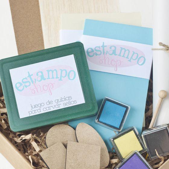 Image of Kit de carvado de sellos