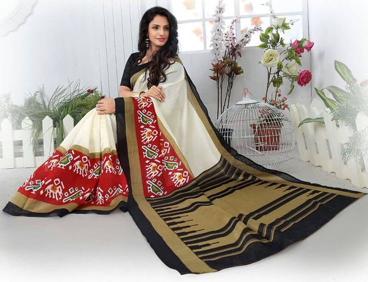 Best Printed Bhagalpuri Silk Sarees Product ID : 1688769 | Price : USD 25 Worldwide Delivery  7 day return policy with 100% refund. Follow us on @mirraw  DM or whatsapp on 91 8291100288  Visit m.mirraw.com/insta #saree #sari #wedding #desi #blouse #sareesonline #glamour #sarilove #sareelove #womenswear #traditionalwear #indianwear #indianstyle #onlineshopping #style #fashion #trending #worldWideDelivery #ethnicwear #desilook #colorful #stylishsarees #lowpricesarees #bestqualitysaree…