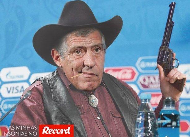 Fernando Santos dá o mote para vencer o México