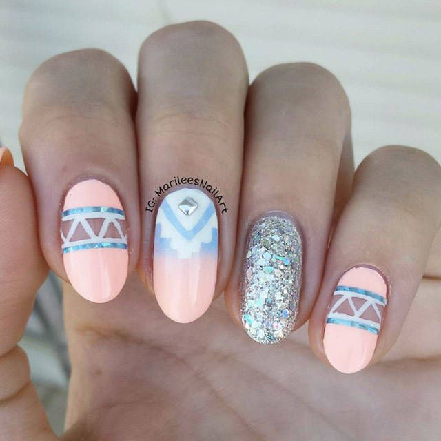 122 Nail Art Designs That You Won T Find On Google Images: 164 Best Nail Images On Pinterest