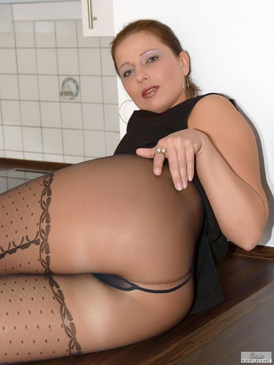 Breasts look mature fetish pantyhose fuck yes
