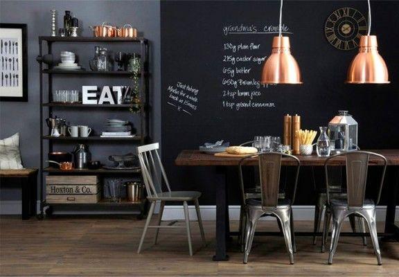 Deze foto's bewijzen dat zwart in de keuken zeker mooi kan zijn | NSMBL.nl