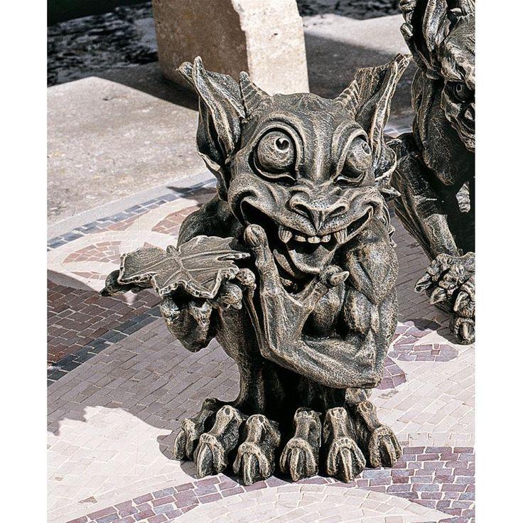 Babble, The Gothic Gargoyle Statue