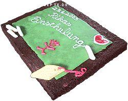 Versüsst den 1. Schultag mut dem Schultafel Kuchen zur Einschulung!