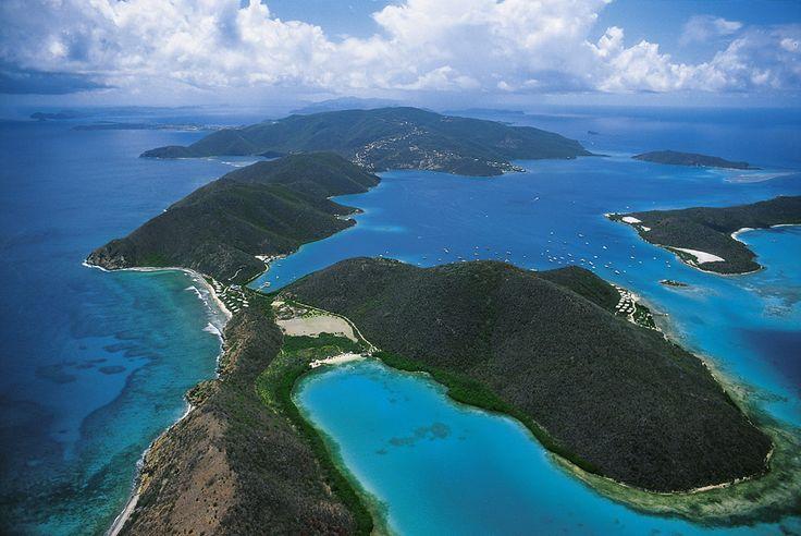 Isla de Tórtola, Islas Vírgenes Británicas, Caribe