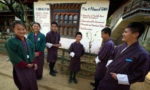 Gross national happiness in Bhutan: the big idea from a tiny state that could change the world