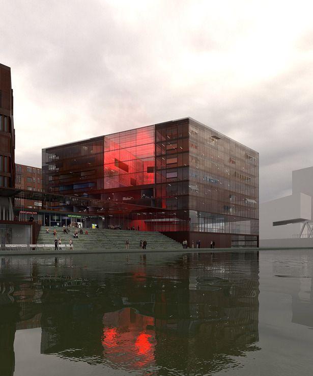 Magdeburger Hafen, HafenCity Hamburg | LAN Architecture | Archinect
