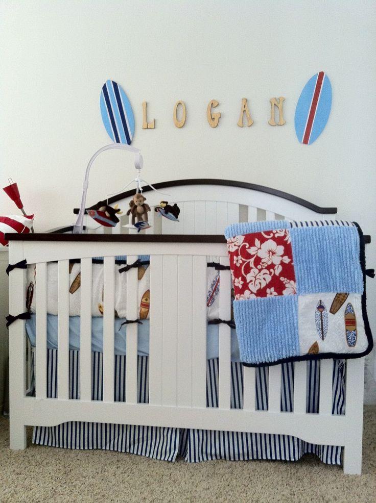 Innovative Beach Bedroom Blues Browns