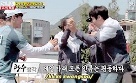 that's the way the KwangMong Siblings roll XD