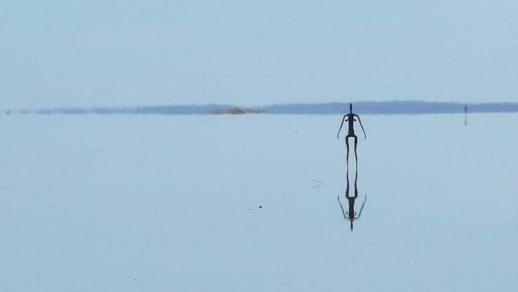 Lake Ballard sculptures, Western Australia. | 19 Surreal Places In Australia To Visit Before You Die