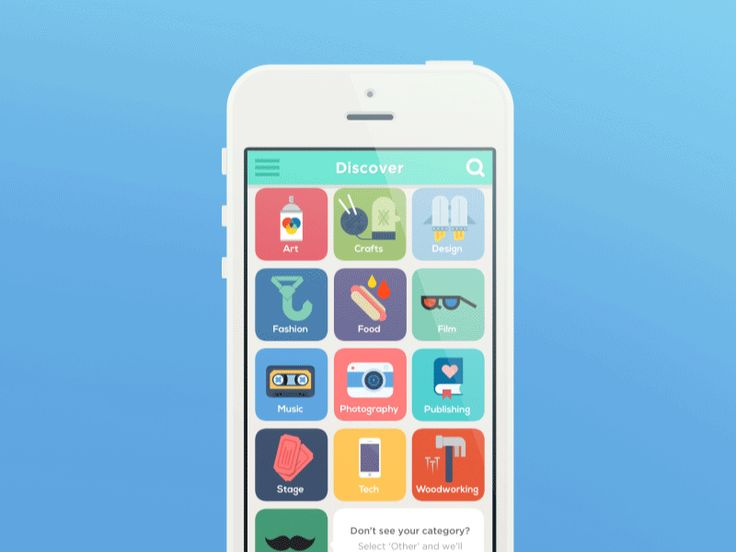 Dribbble - Menu Animation [GIF] by Fostr #UImotion