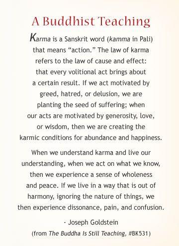 A Buddhist Teaching from Jack Kornfield