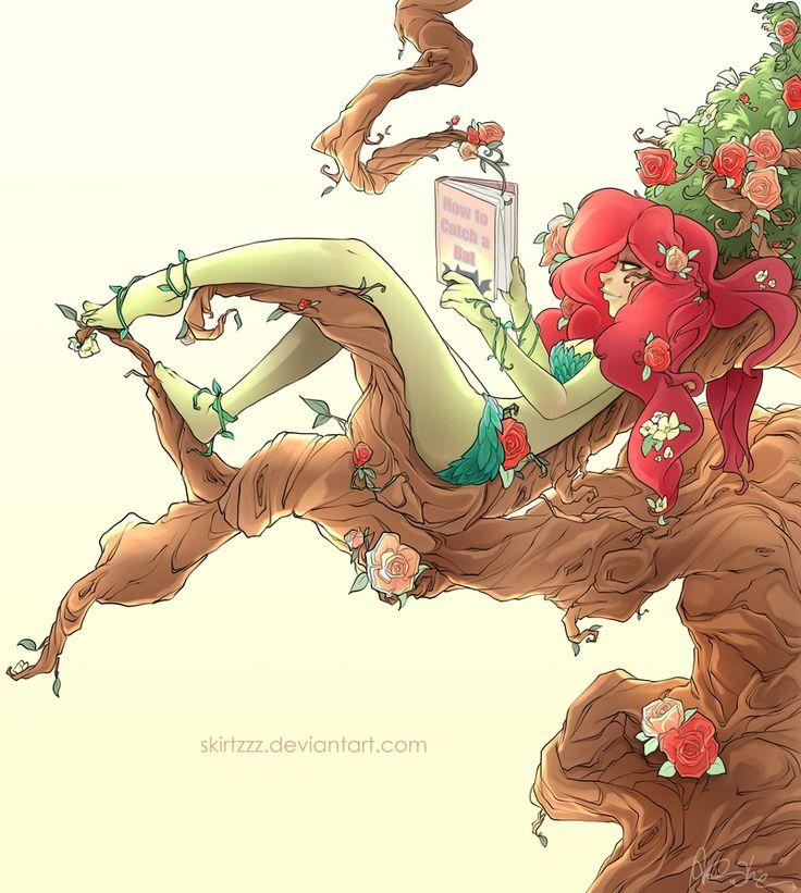 Ivy's Downtime by Skirtzzz.deviantart.com on @deviantART