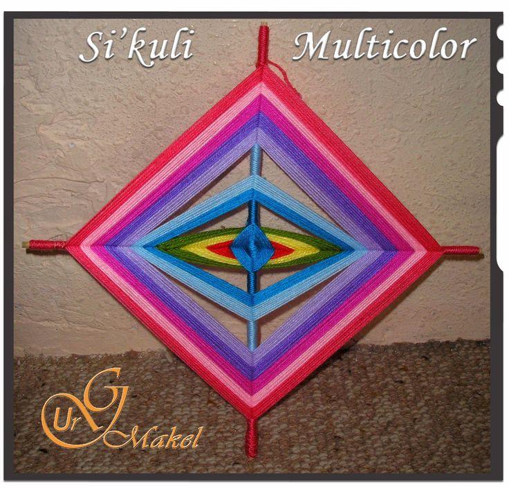 Galería Ur Makel: Si'kuli Multicolor