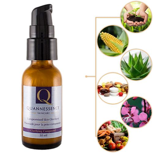 Compromised Skin Ointment | Holistic Skin Care | Vibrant Salon & Spa