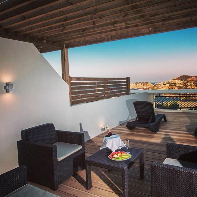 Suite #summer #crete #agiapelagia #visitgreece #enjoy #vip