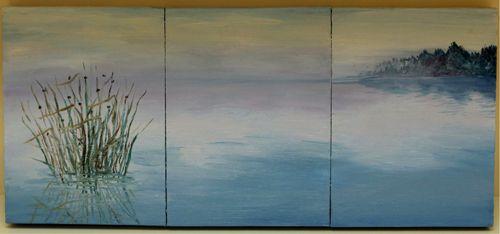 CLAIRE M. - Designer. Scenic Painter. Fine Artist.