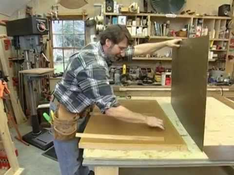 New Yankee Workshop S15E1 #0301 Deluxe Router Station