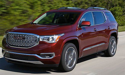 2019 GMC Acadia Denali Design, Changes and Engine Specs