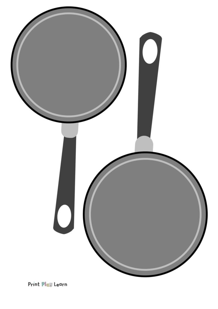 Frying Pan Printable Teaching Resources Pannenkoeken