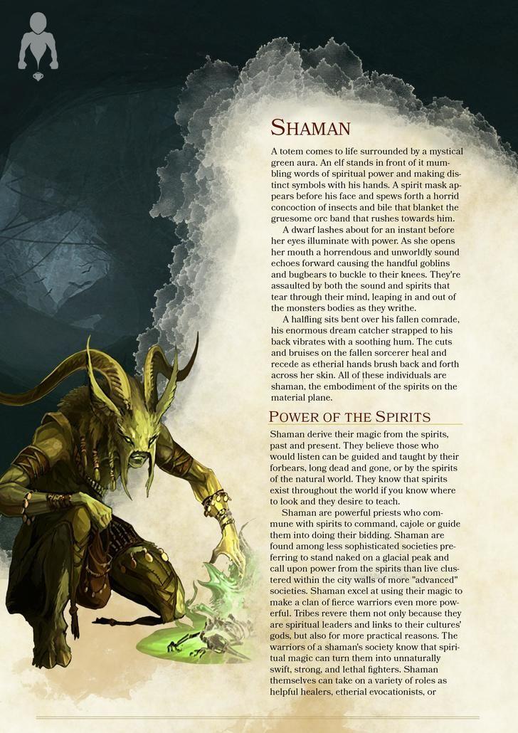 #shaman #class